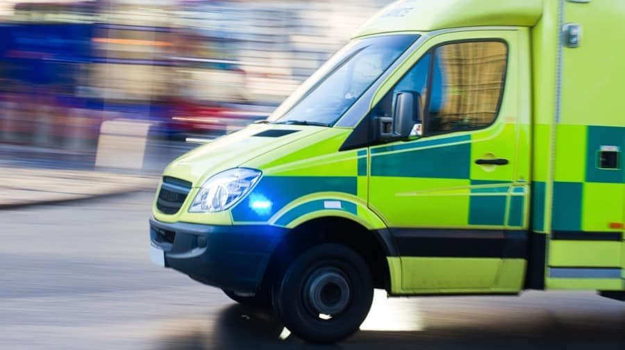 London Ambulance Service taken out of special measures and
