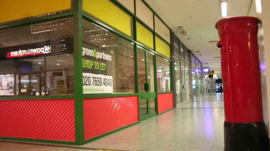 Elephant And Castle Shopping Centre Manager Delancey