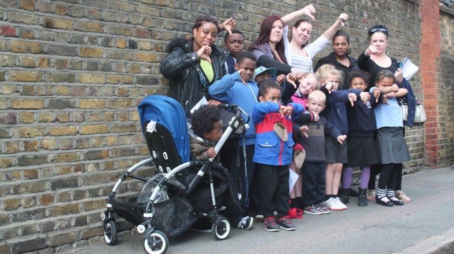 Parents' petition over Camelot Primary uniform plan