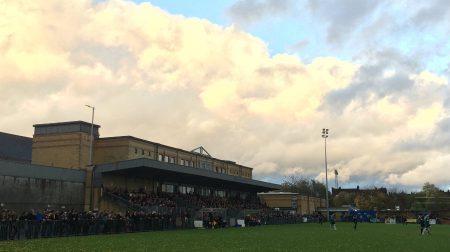The Champion Hill stadium