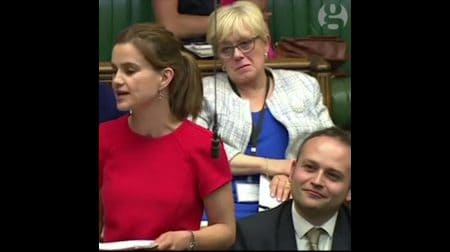 Jo Cox and MP Neil