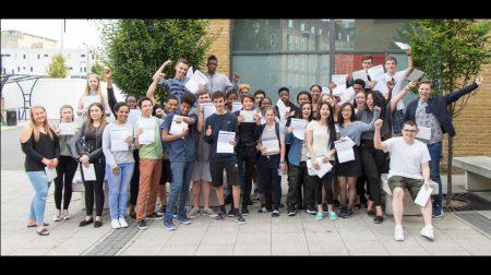 St Michael's Catholic College students