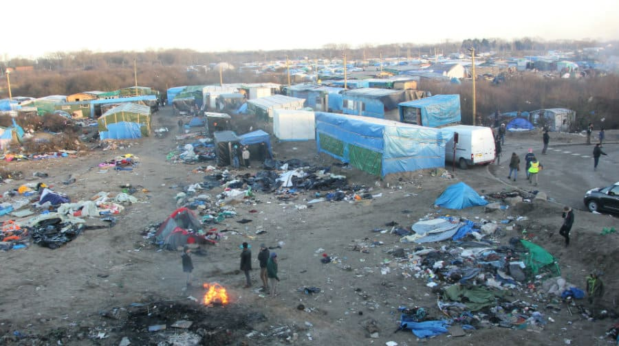 Hundreds of 'child migrants' come to United Kingdom as Calais Jungle is destroyed