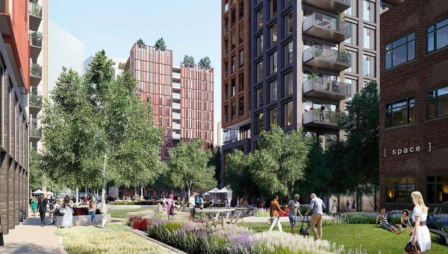 Regen boss warns developers that housing schemes in Old Kent Road without  35% affordable housing face rejection