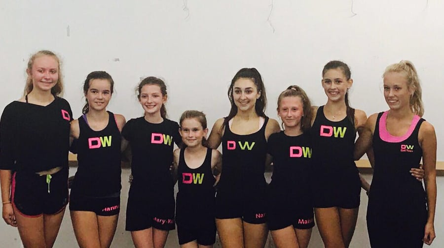 Young Irish dancers bid for US glory - but need £10k help to get