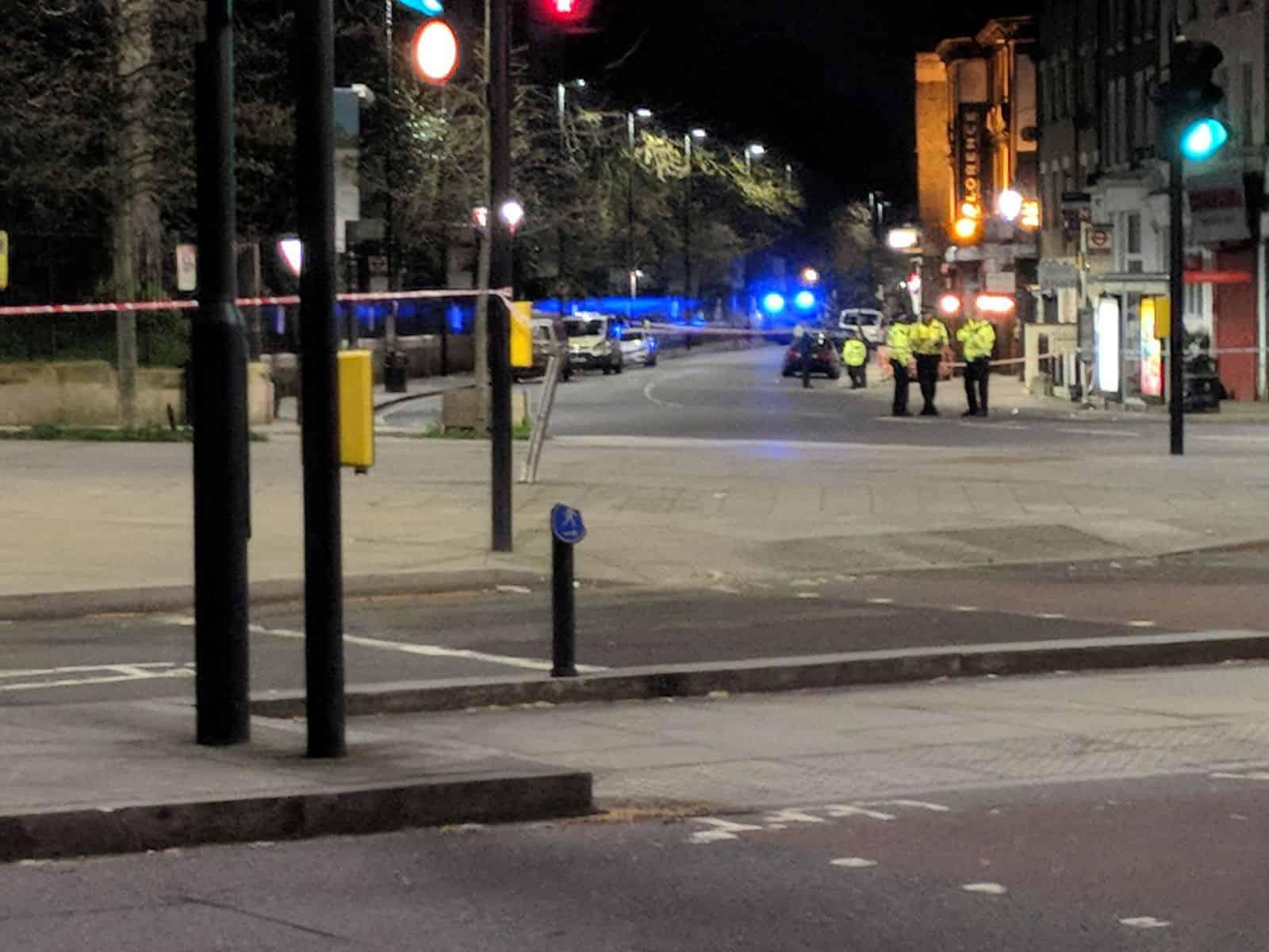 investigation launched after man stabbed in herne hill amidst night of carnage southwark news. Black Bedroom Furniture Sets. Home Design Ideas