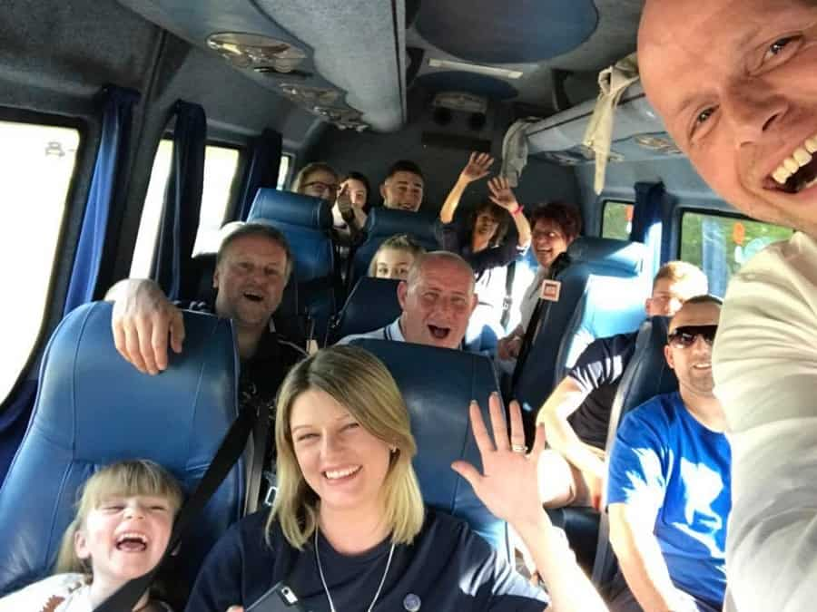 The family of young Millwall fan Ellice Barr, who has diplegic cerebral palsy, are fundraising for an operation which could help her to walk unaided