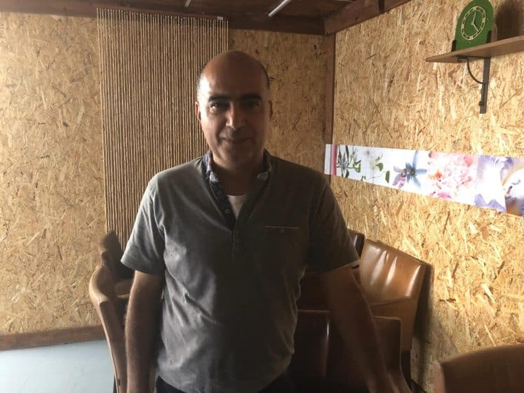 Southwark resident Nejdan Efravi backed the council's campaign and said the smoking tobacco should come with health warnings