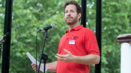 CEO Dr Steven Cox
