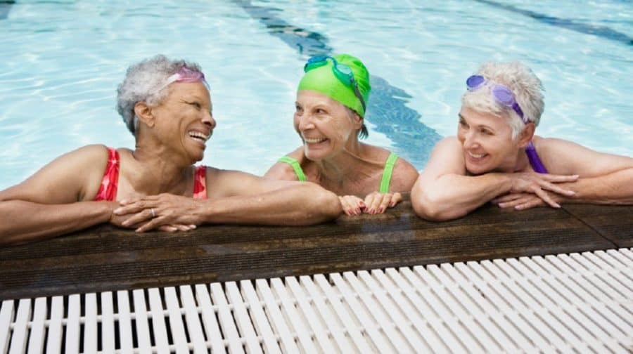 Dive into the end of summer with free swimming lessons! - Southwark News