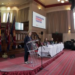 Helen Hayes, MP for Dulwich and West Norwood, talked about leasehold reform
