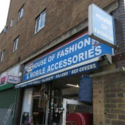 House of Fashion on Southwark Park Road