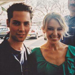 Meeting Kylie in 2002