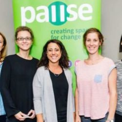 Pause Southwark has been shortlisted for the Royal Society for Public Healthy, Health and Wellbeing Awards 2019. Photo provided by https://www.pause.org.uk/practice/southwark/