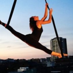 Seed will contain aerialists, acrobats and live music. Photo provided by Team London Bridge.