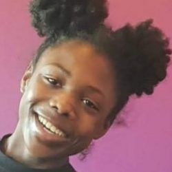 Photo of missing 12-year old, Daisharn Carr, provided by Metropolitan Police.